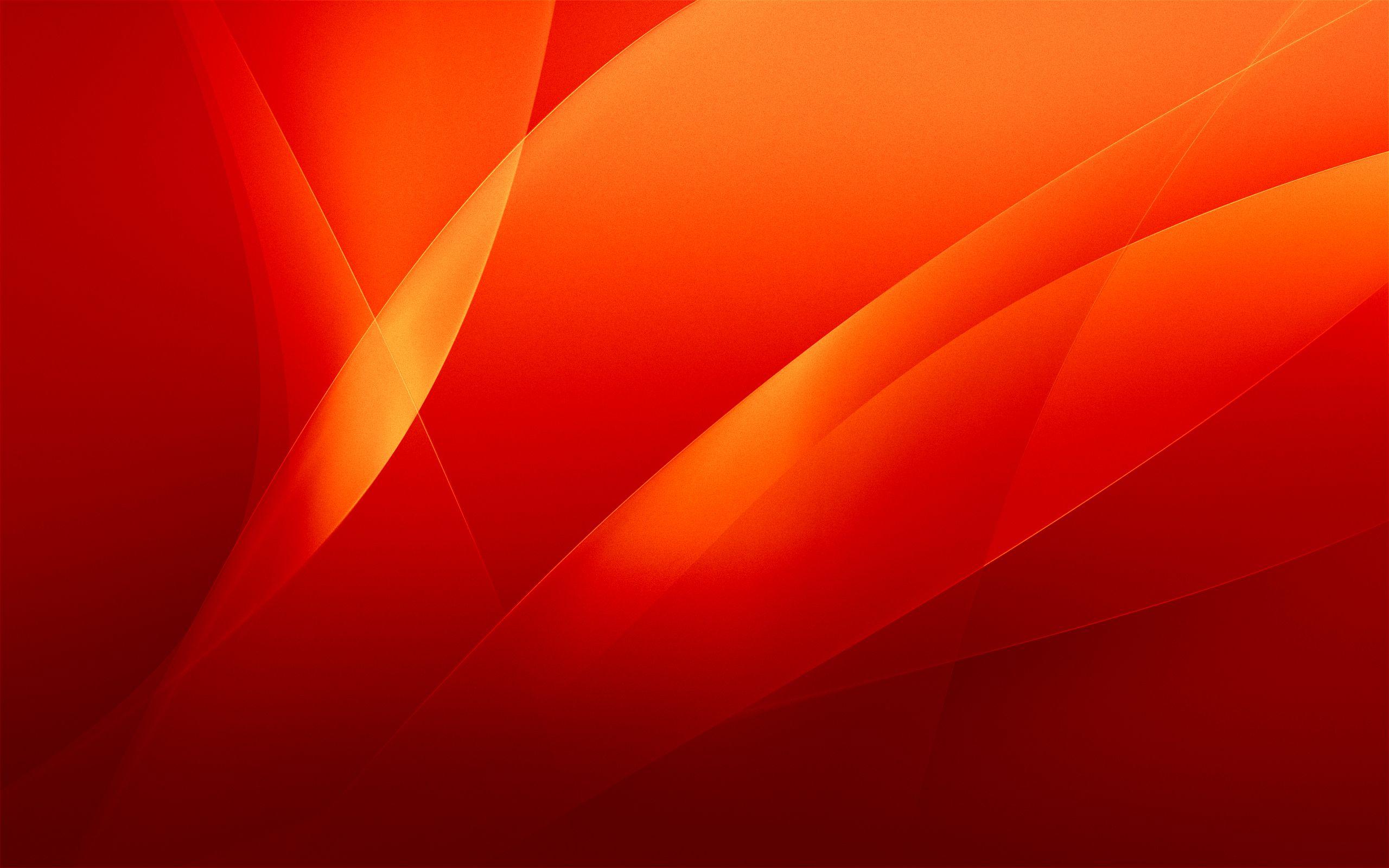 Red Background High Resolution Wallpaper  Orange in 2019