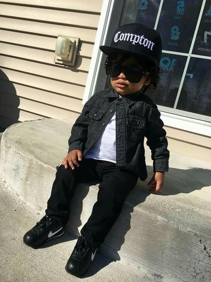 Eazy E Kid Costume