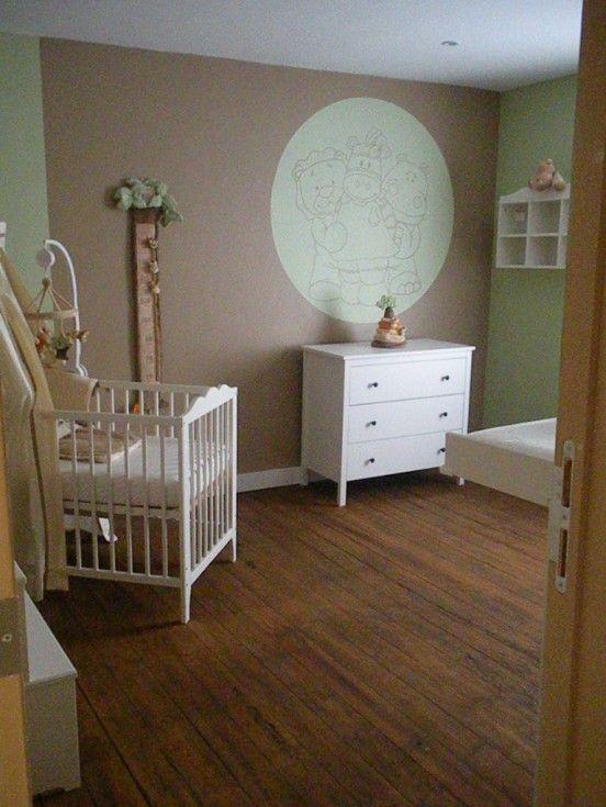 Peinture chambre bebe