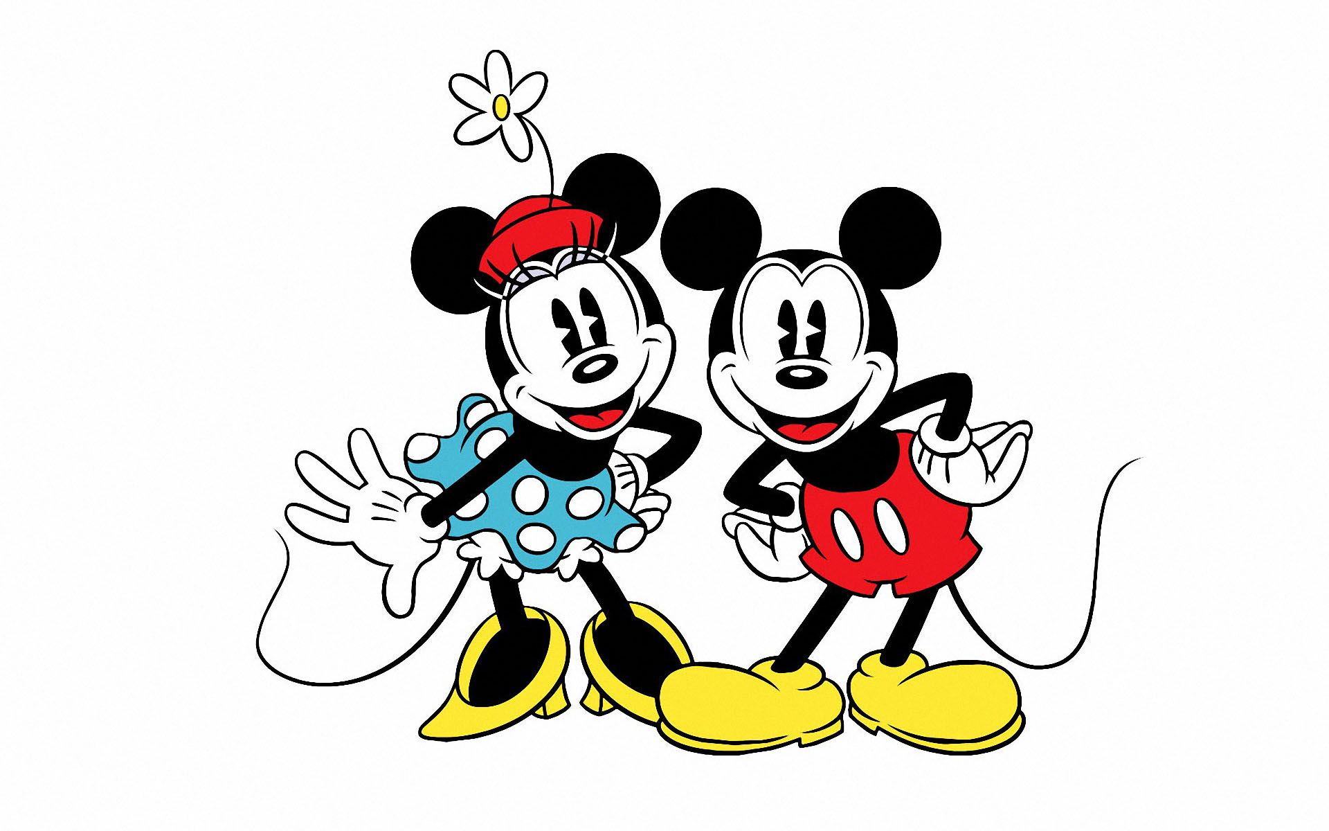 Disney S Older Version Mickey Minnie Disney Coloring Pages