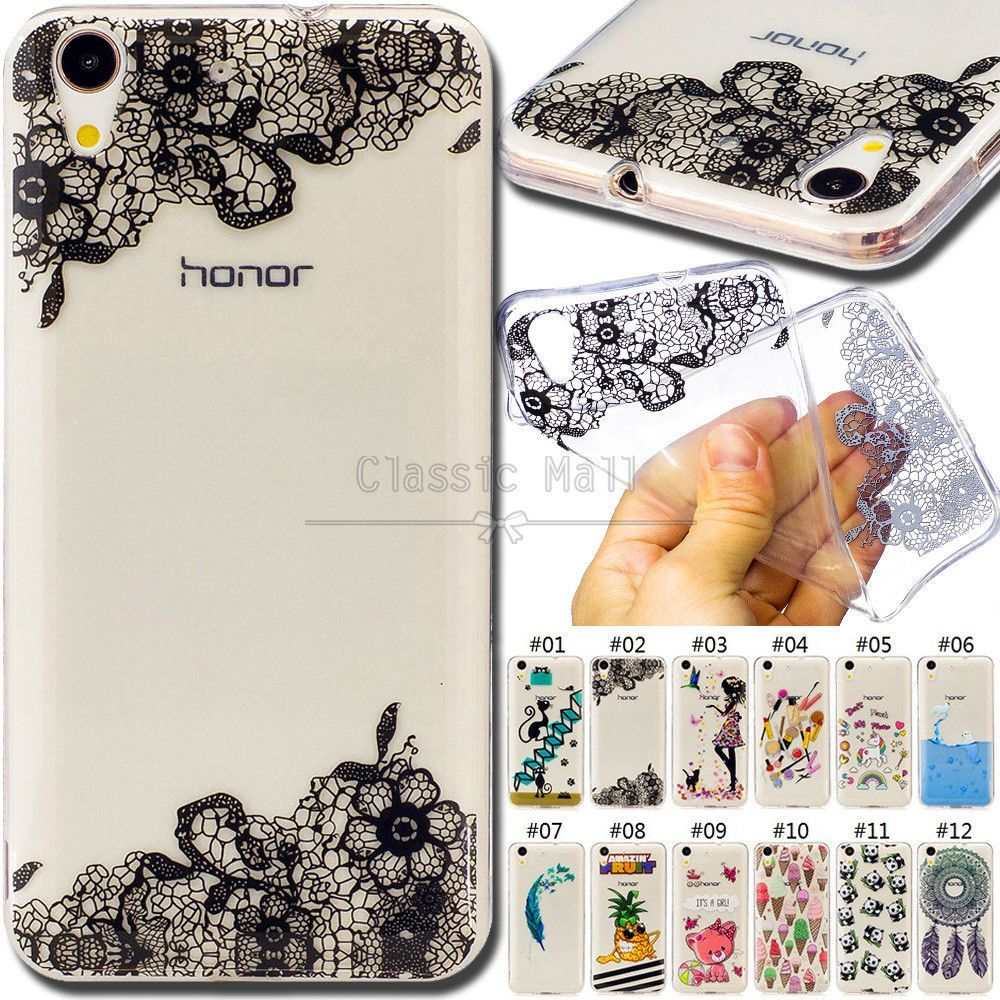 buy online fdfc2 334c0 1.79AUD - For Huawei Y6 Ii /Ale-L21 Cover Rubber Tpu Soft Clear Gel ...
