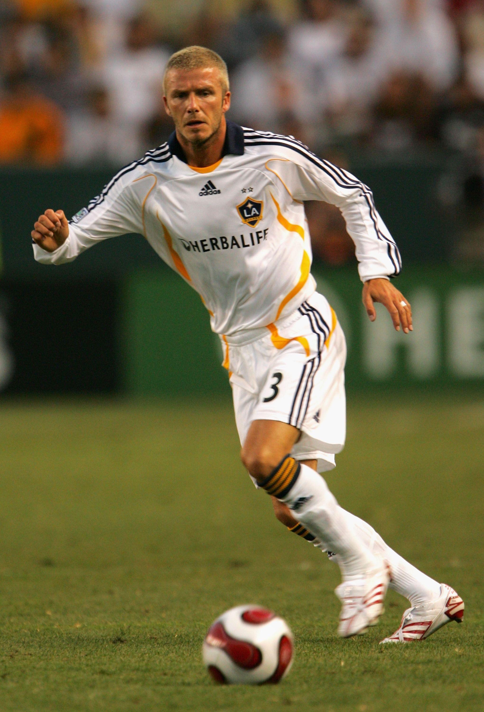 2007 Season In Review David Beckham La Galaxy David Beckham David Beckham Photos