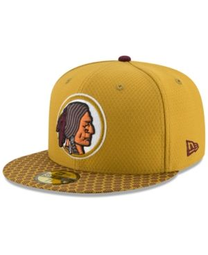 addc3d5783056e Washington Redskins Sideline 59FIFTY Cap | Products | Washington ...