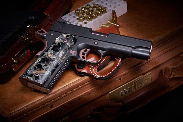 Nighthawk Custom, makers of heirloom quality 1911's, shotguns, and revolvers, is pleased to announce it is revamping the top-selling Ladyhawk line. #gunsammo