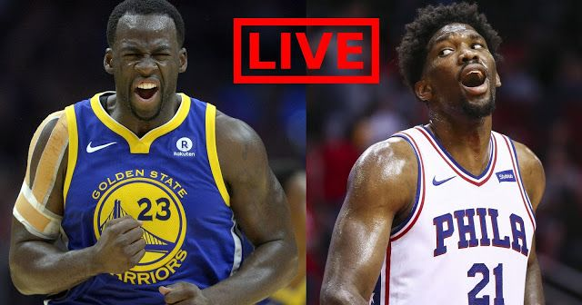Watch online Golden State Warriors vs Philadelphia 76ers