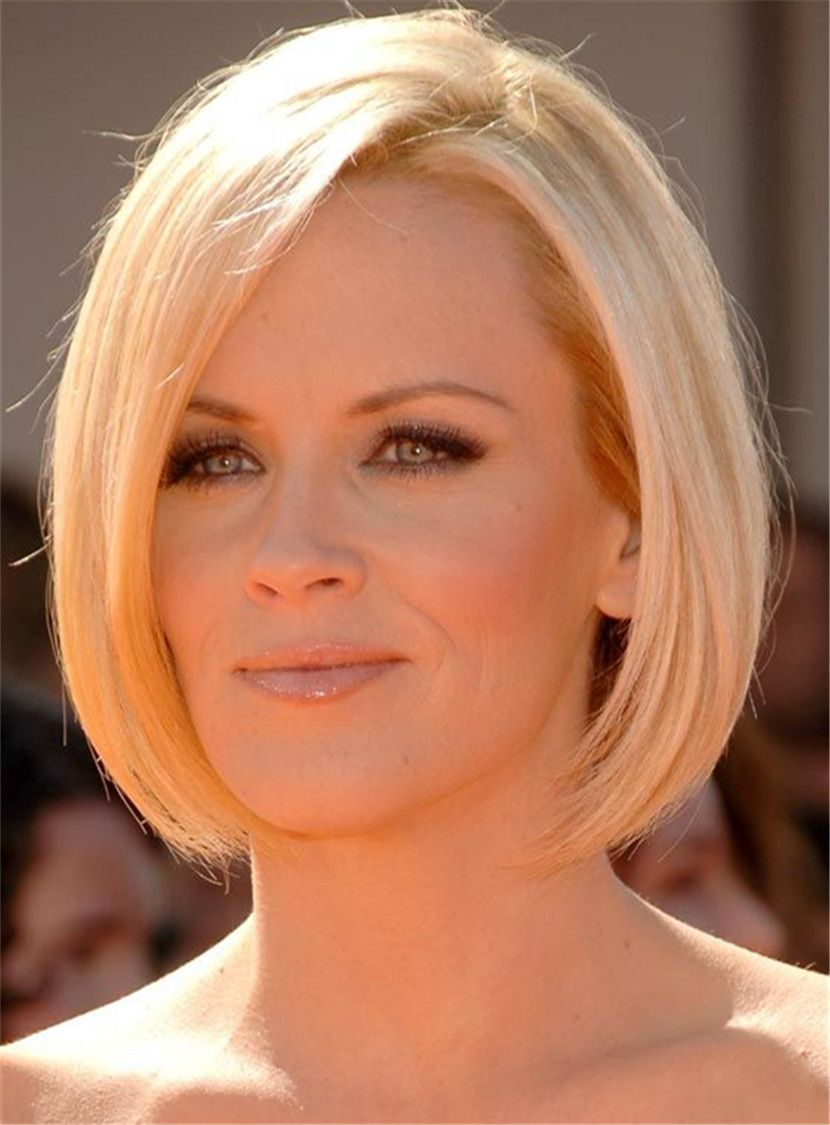 15 short hairstyles for double chin faces | hair | short