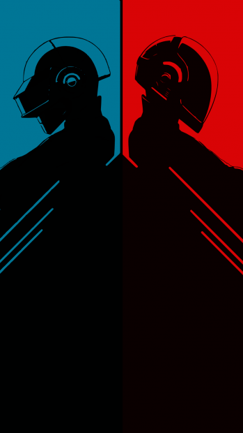 Daft Punk IPhone Wallpaper HD