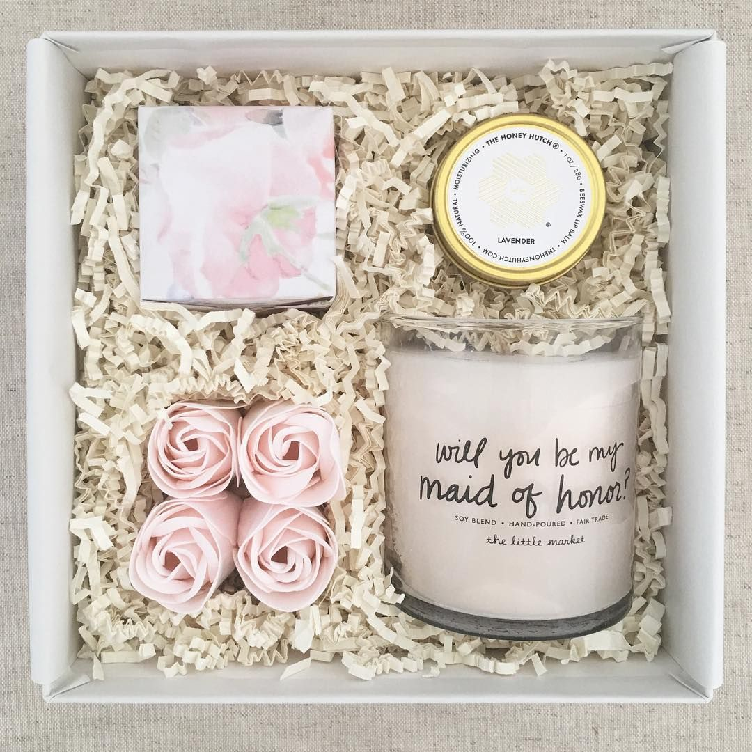 """Custom Bridal Party Gifts For The Sweetest Bride"