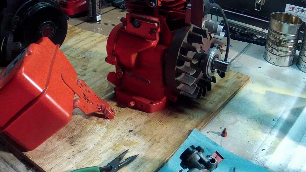 16 Carburetor Linkage Setup Briggs And Stratton 5hp 130202 Briggs Stratton Briggs Stratton