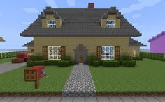 House Minecraft Easy 12 Minecraft House Designs Cool Minecraft Houses Minecraft House Tutorials