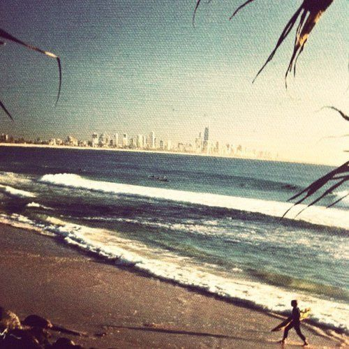burleigh heads. one of the most glorious places.