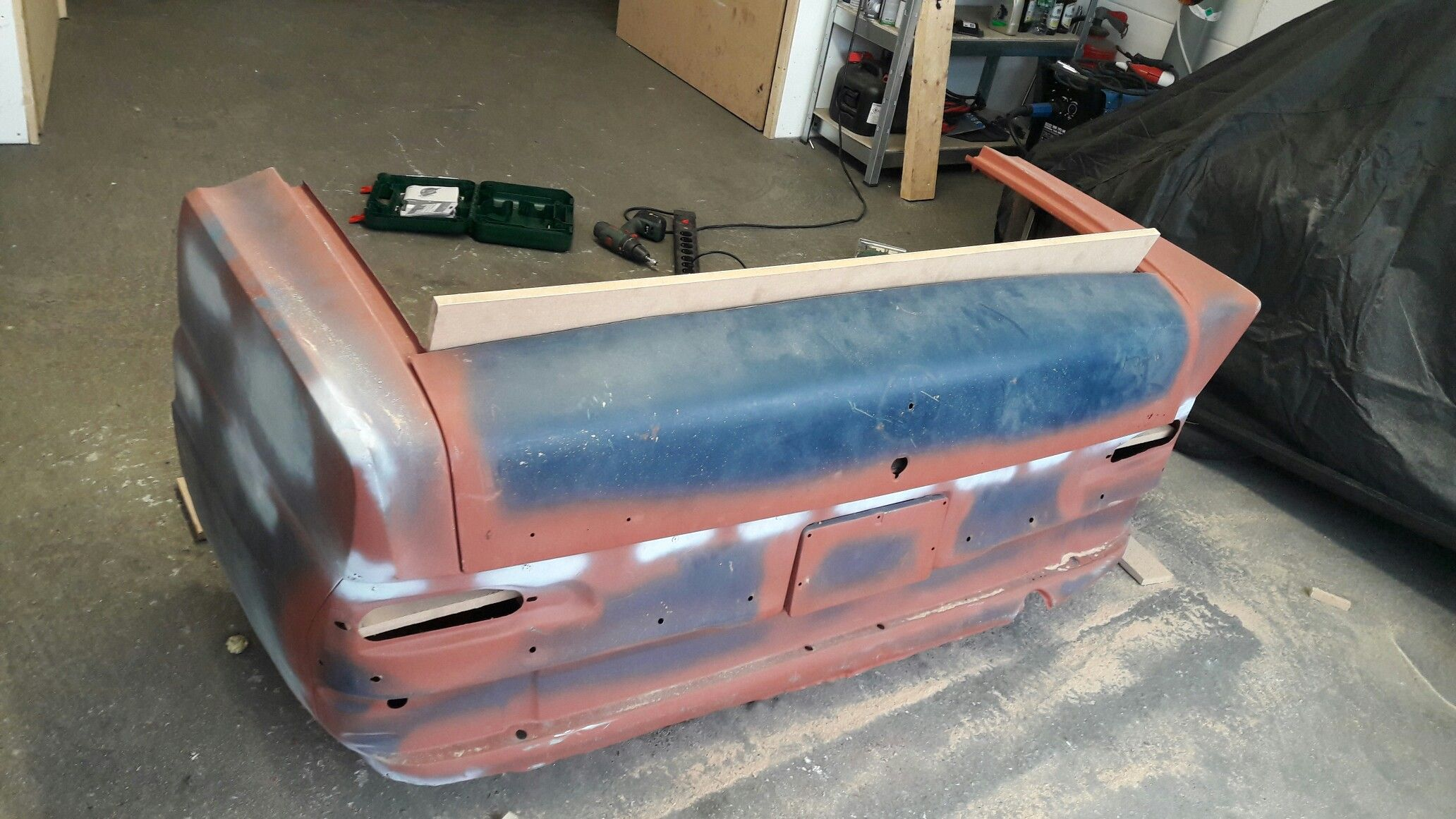 Pin by David Nanni on My W110 Car Couch Project - Auto Möbel ...