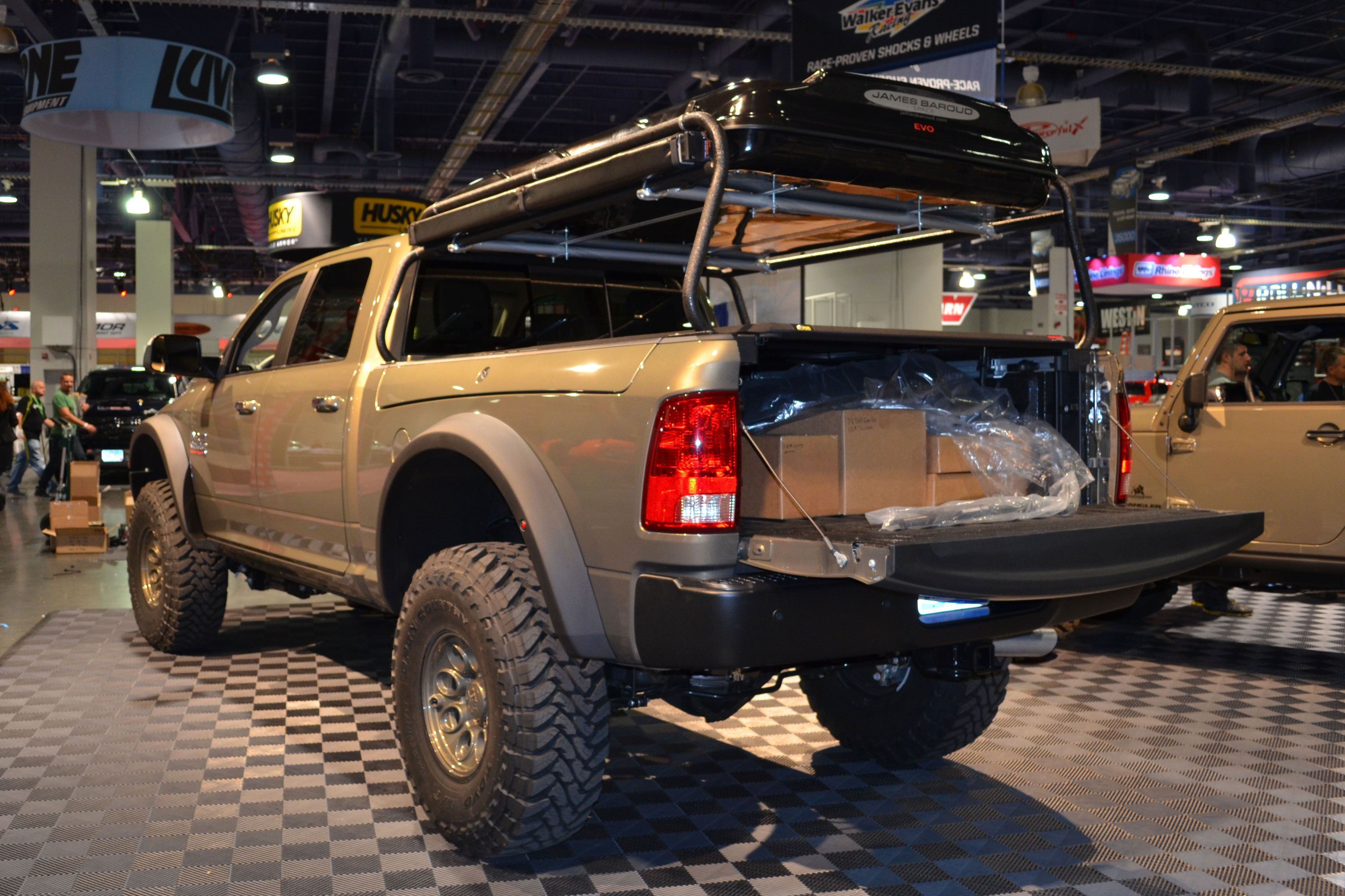 Aev 2015 sema American Expedition Vehicles Product