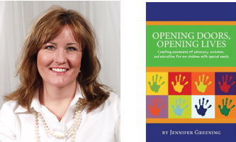 Listen to Jennifer Greening (author of Opening Doors ...