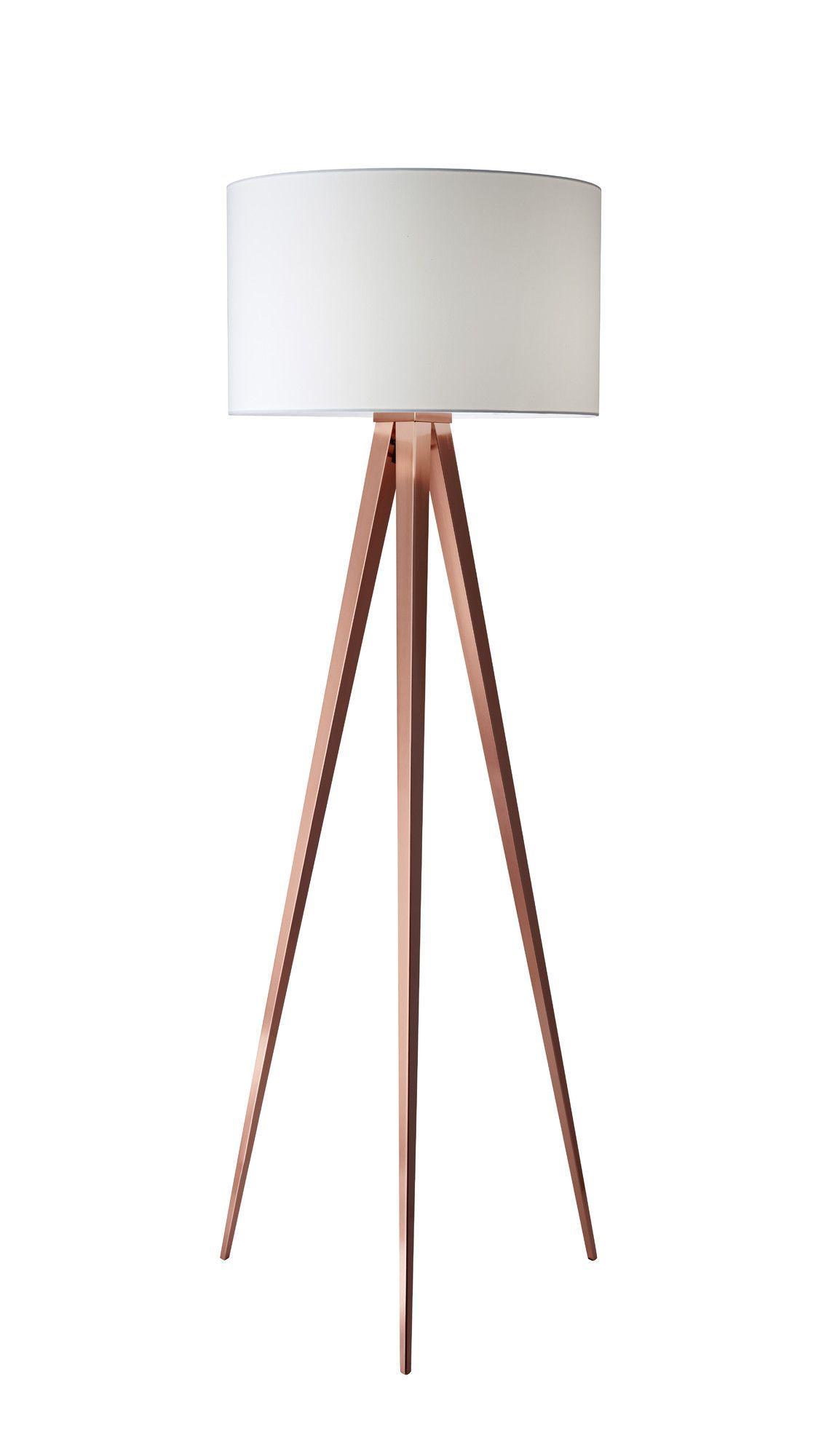 Director 60 25 Quot H Tripod Floor Lamp Tripod Floor Lamps