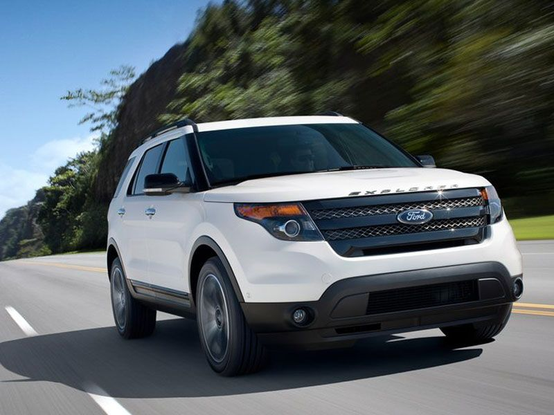 New Stuffs For Ford Explorer Best Cylinder Suv
