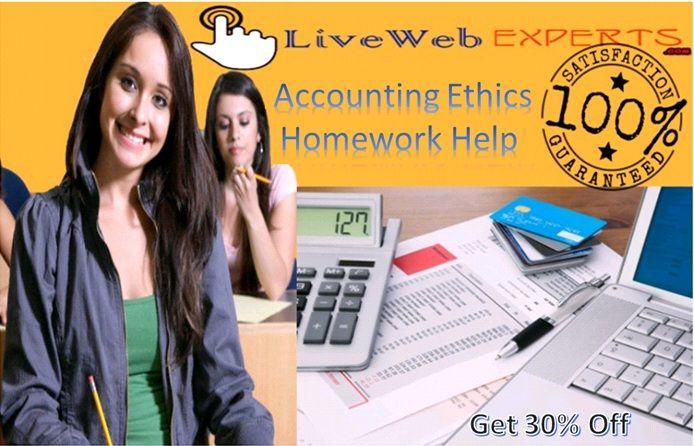 Ethics writing help