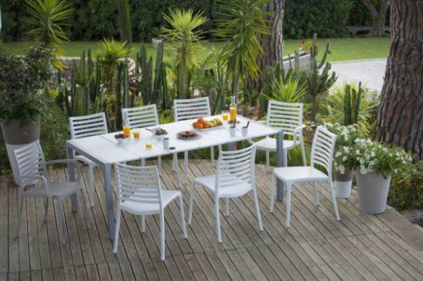 Plaire Salon De Jardin Gamm Vert Concernant Awesome Salon De ...