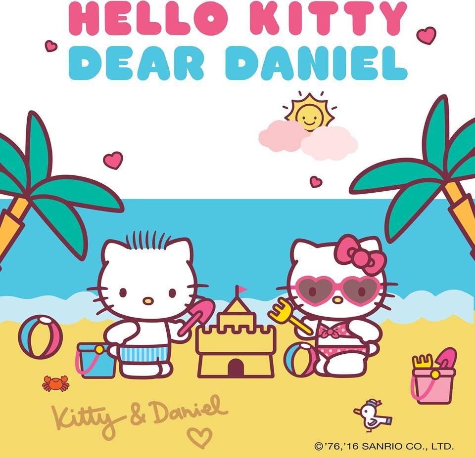 25784f52937f Hello Kitty  3 Dear Daniel