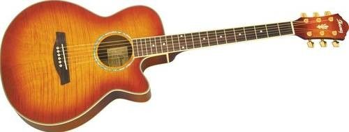 ibanez acoustic electric guitar with built in tuner new guitars. Black Bedroom Furniture Sets. Home Design Ideas