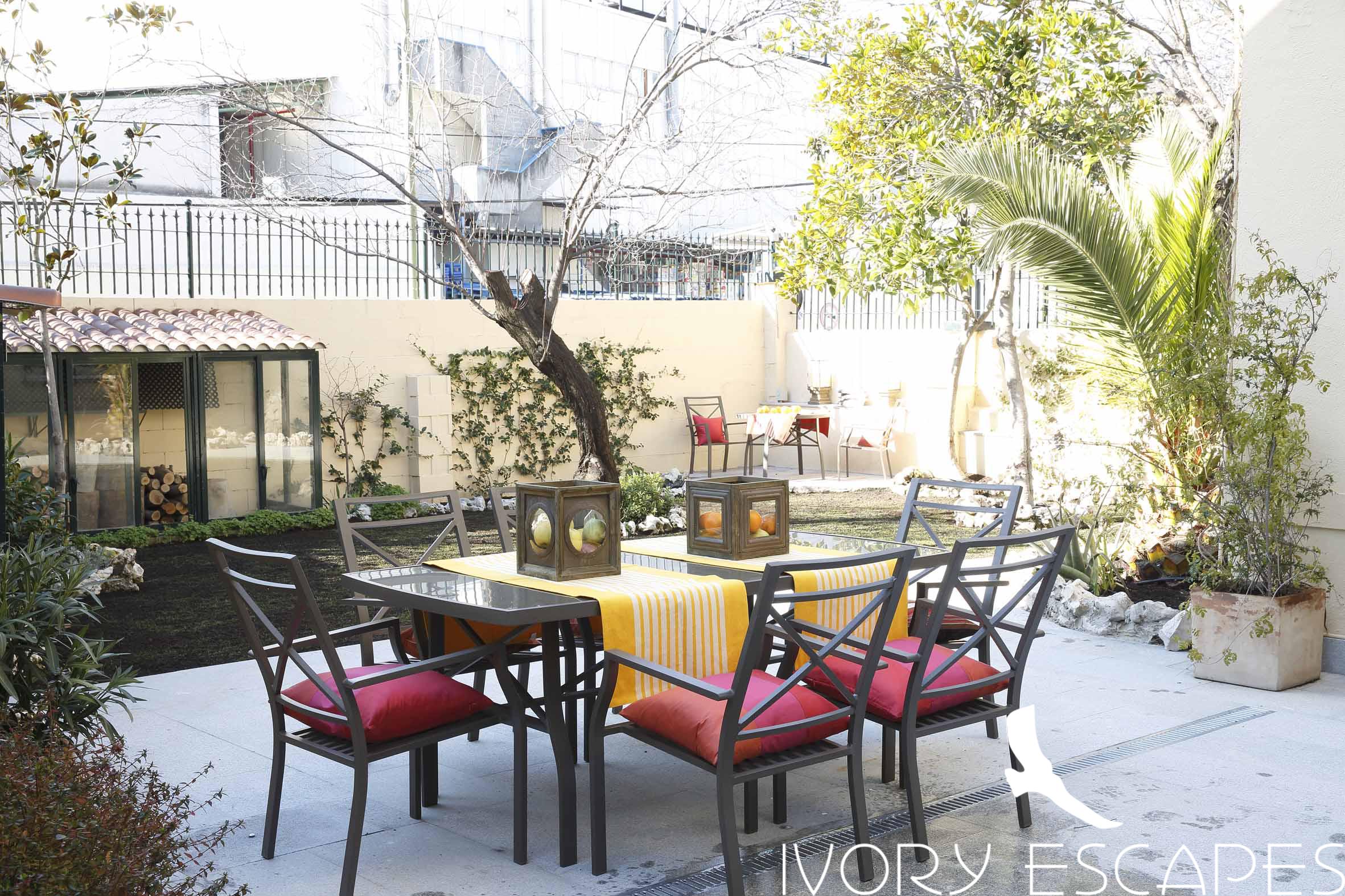 Terraza Fernandez Cancela Madrid Http Www Ivoryescapes Com Fcancelal Htm Alquiler Apartamentos Apartamentos Casas
