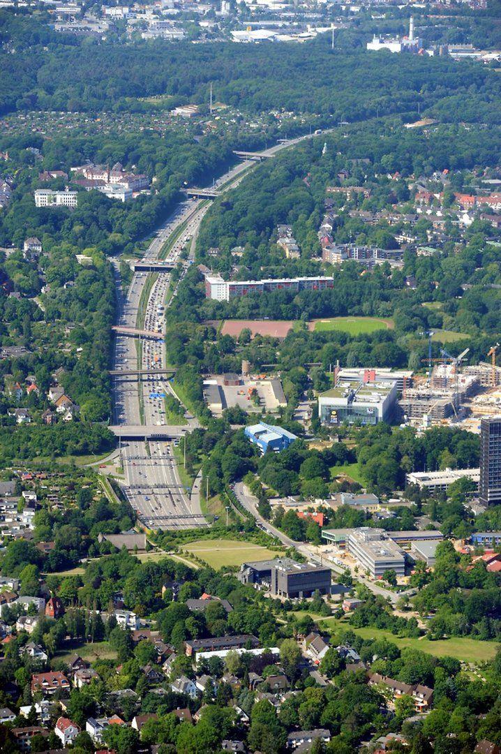 Luftbilder von Hamburg: Die schönste Stadt der Welt von oben
