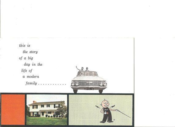 Vintage 1960s Genie Garage Door Opener Brochure Alliance Etsy Garage Door Opener Garage Doors Automatic Garage Door