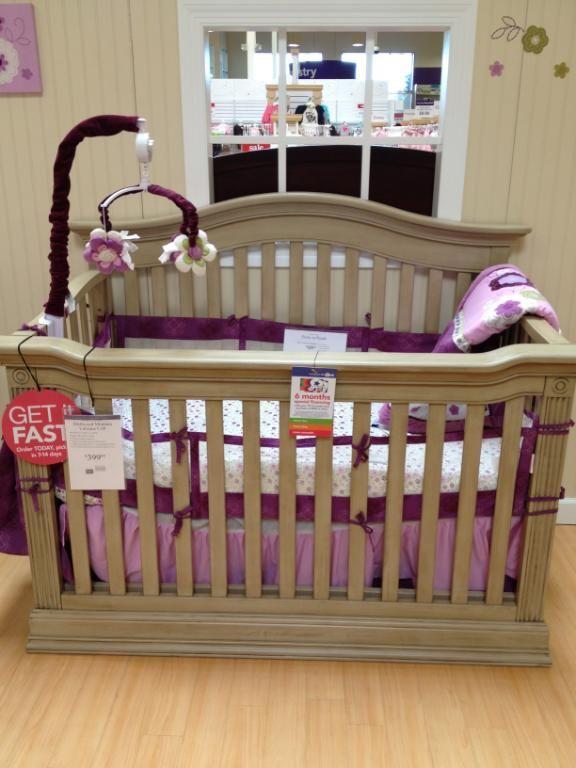 Baby Cache Montana Lifetime Convertible Crib   Driftwood