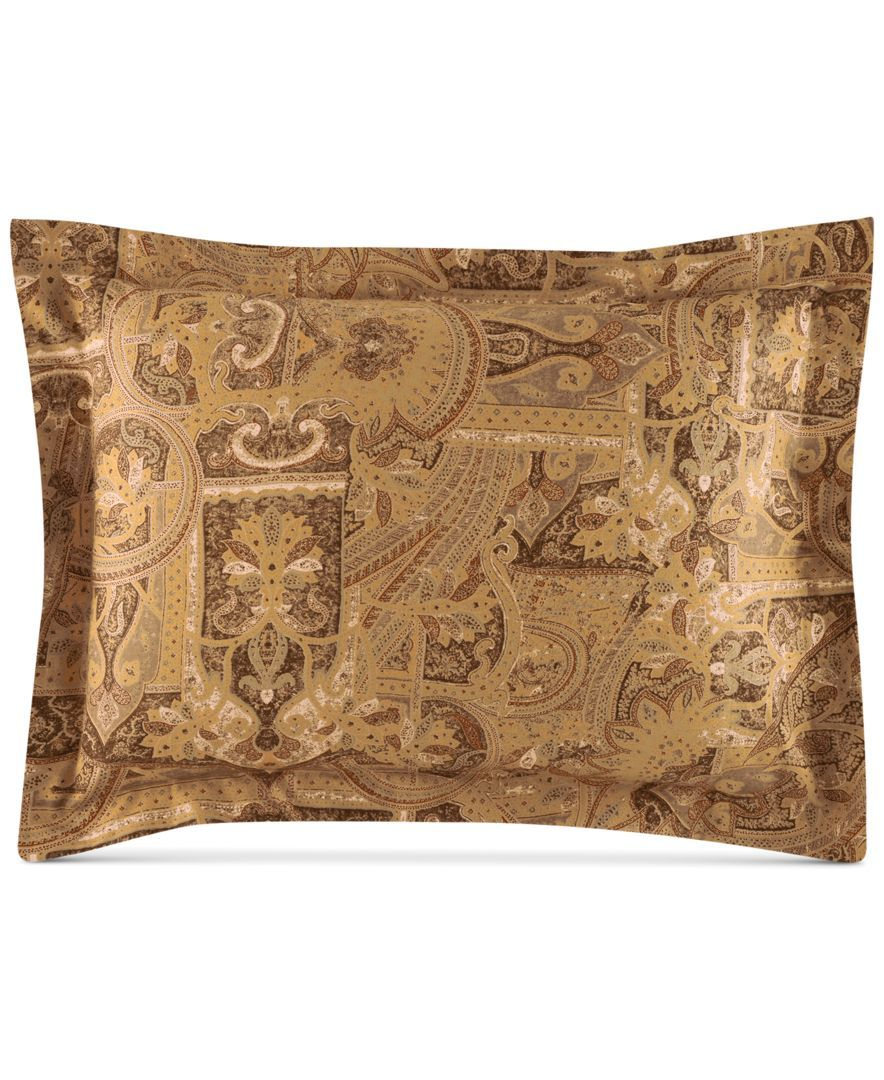 Ralph Lauren Collection Bellosguardo King Sham Ralph Lauren