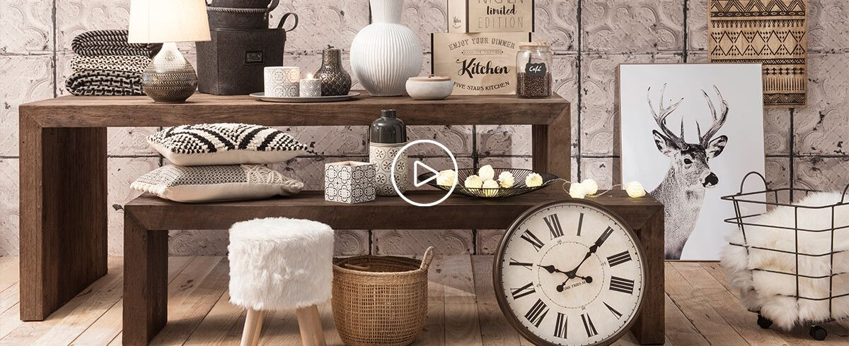 Tendencia decorativa Graphik Tribu: ideas de decoración y compras | Maisons du Monde