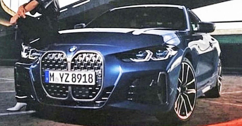 تسريب صور بي أم دبليو الفئة الرابعة 2021 الجديدة تماما قبل يوم من اصدارها الرسمي موقع ويلز Bmw 4 Series Bmw 4 Sports Car