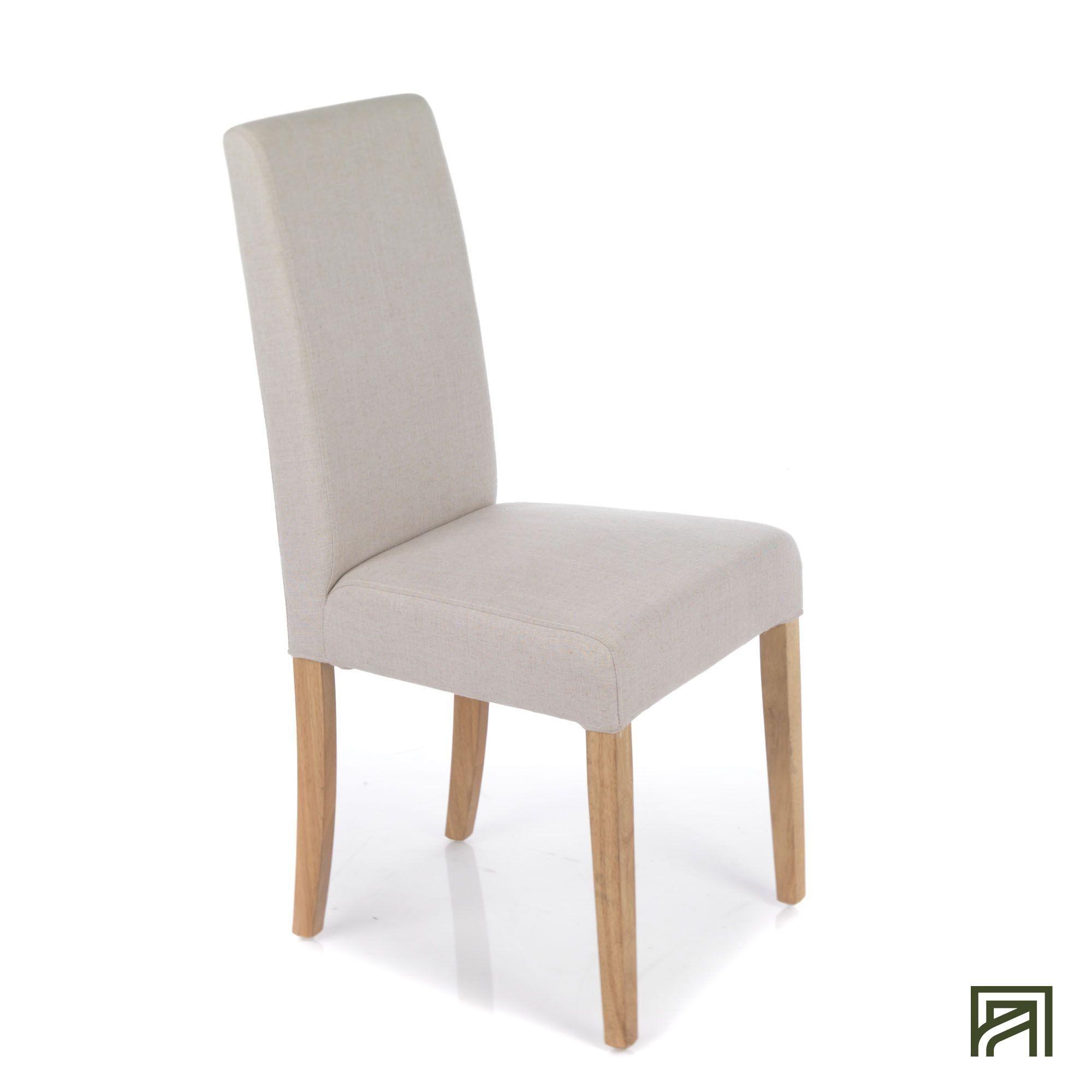 Chaises Alinea Salle A Manger alinea : monroe chaise avec housse beige déhoussable