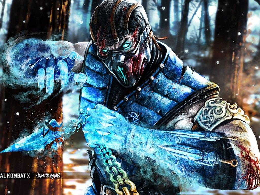 Pin De Tiago Fartote Cayres Em Mortal Kombat X