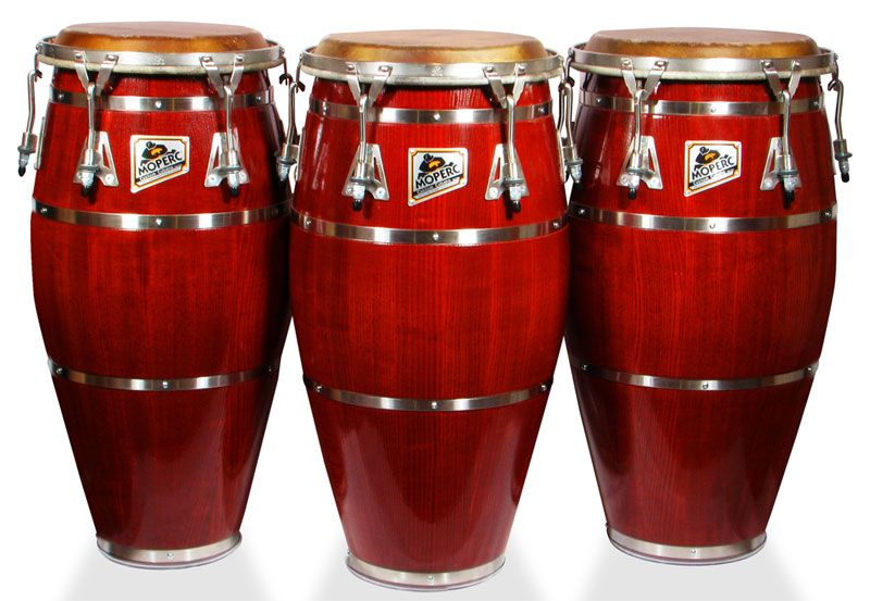 Conga Drums Latin Percussion Clipart