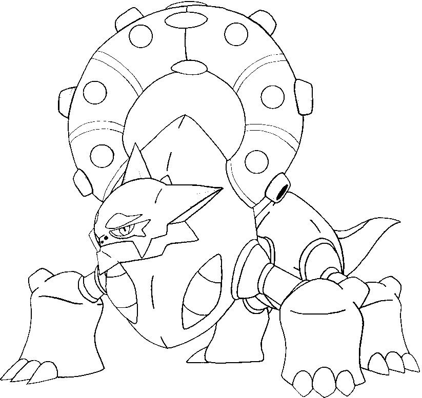 Hoopa Pokemon Coloring Pages Pokemon Coloring Pokemon Coloring
