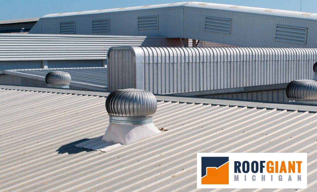 Roofing Company In Sterling Heights Mi Is Always Up For Roofing Your Property Including Retail Businesses Warehou Commercial Roofing Roof Restoration Roofing