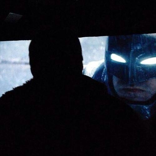 Leaked Photo Of Ben Affleck As Batman Wearing Tdkr Armor From Sdcc