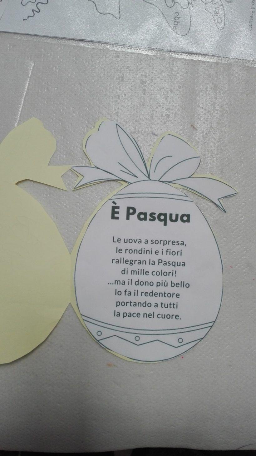Pasqua in quarta maestra anita scuola pasqua festa for Maestra sandra pasqua