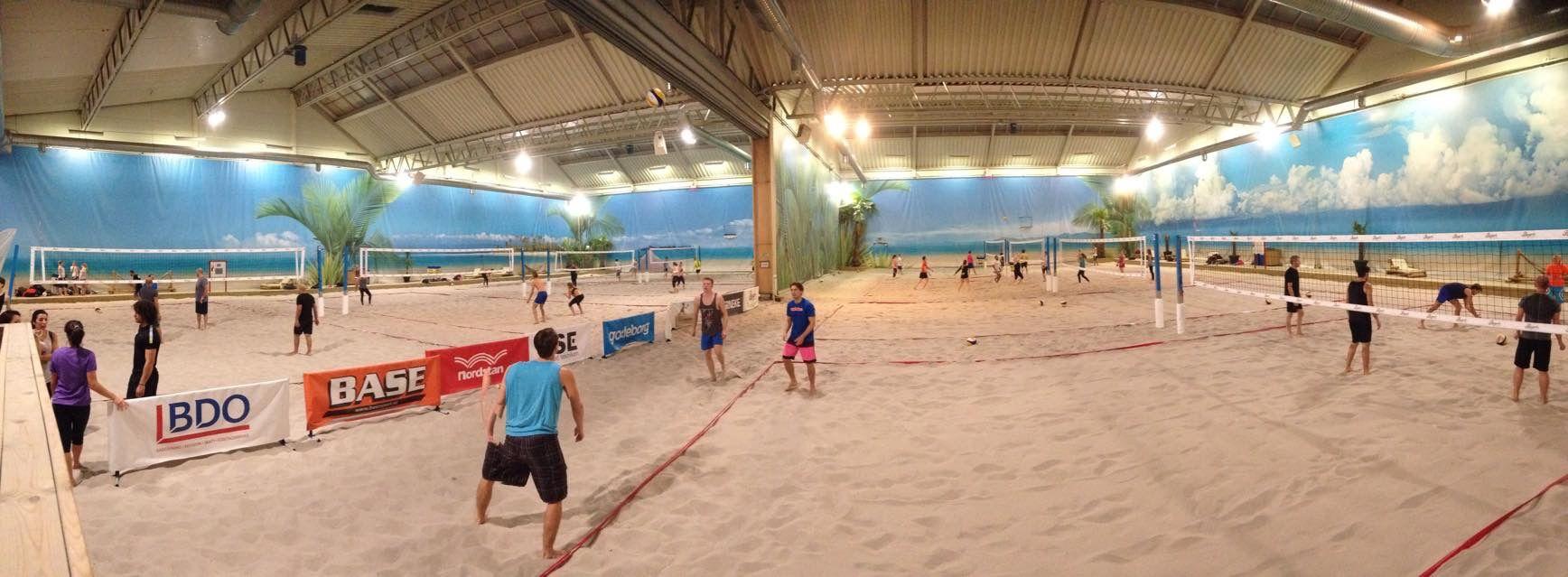 Sefa Sand Volleyball Indoor Center Biggest Bvb Complex Beach Volleyball Court Beach Volleyball Indoor Beach