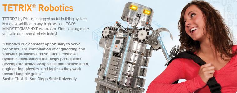 Tetrix Robotics Lego Learning Pinterest School