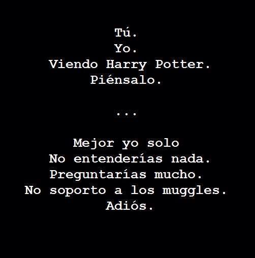 XD Harry Potter