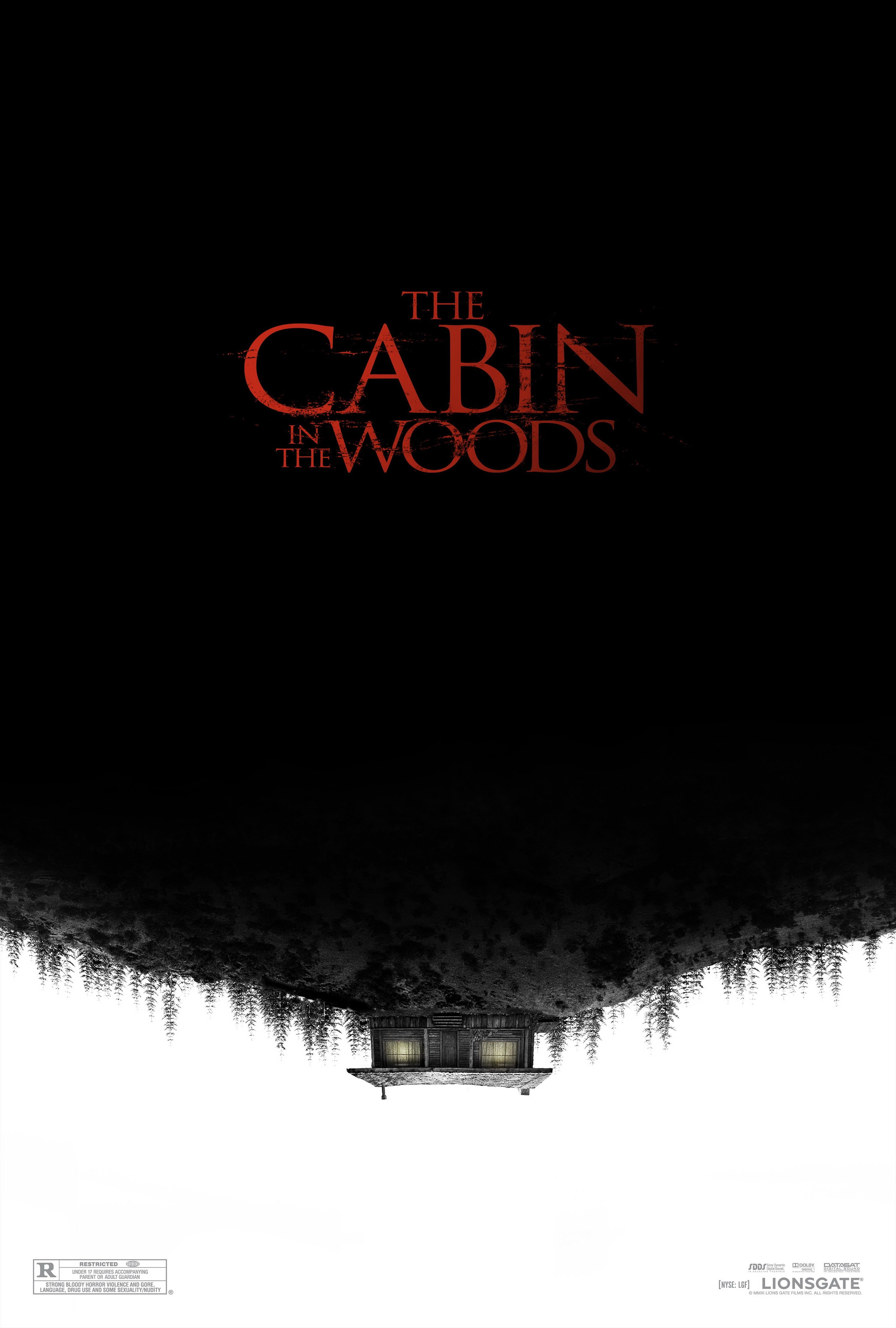 The Cabin in the Woods (2012) | WΛTCHΞD in 2019 | Into the woods