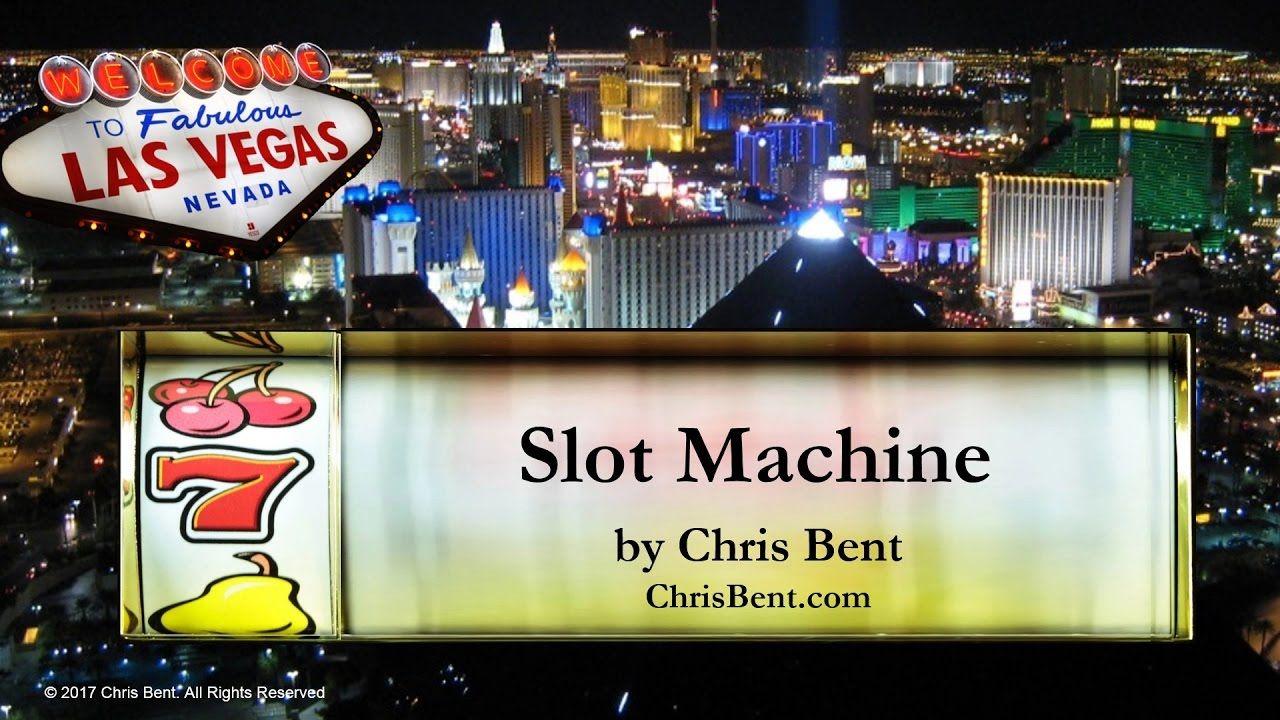 Slot machine by chris lynch wiki the casino job reviews