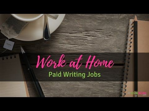 paid writing jobs for moms work at home episode  paid writing jobs for moms