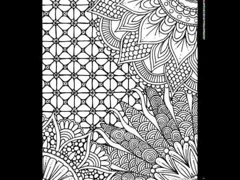Tabitha Barnetts DOODLE DREAMS Adult Coloring Book