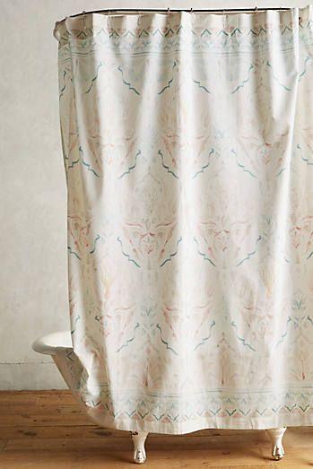 Emmelot Shower Curtain
