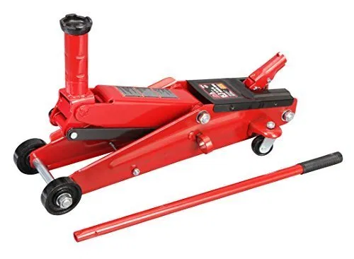 Torin Big Red Hydraulic Trolley Floor Jack Suv Extended Height 3