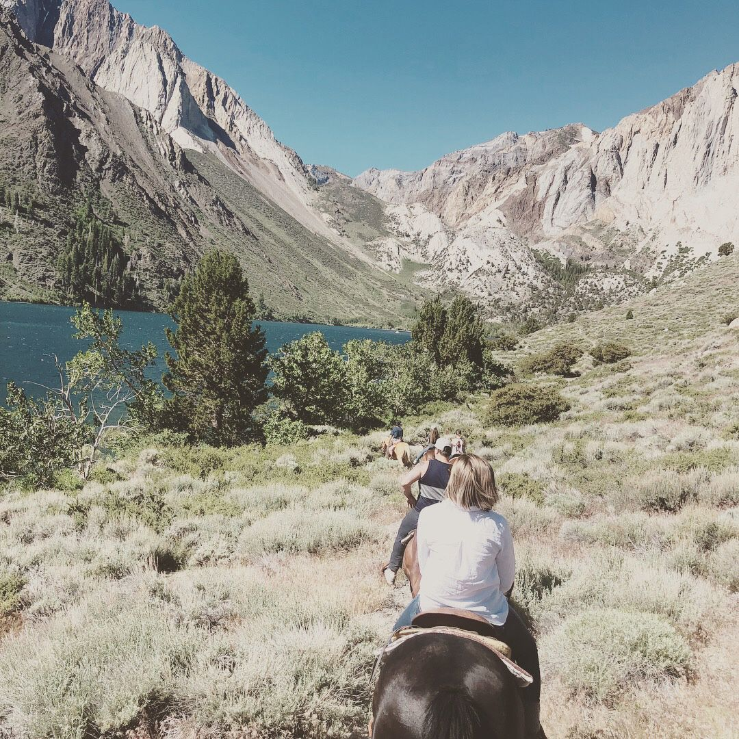 Convict Lake Driving Distance From Los Angeles And A Great Get Away Lake Mammoth Lakes Outdoor Travel