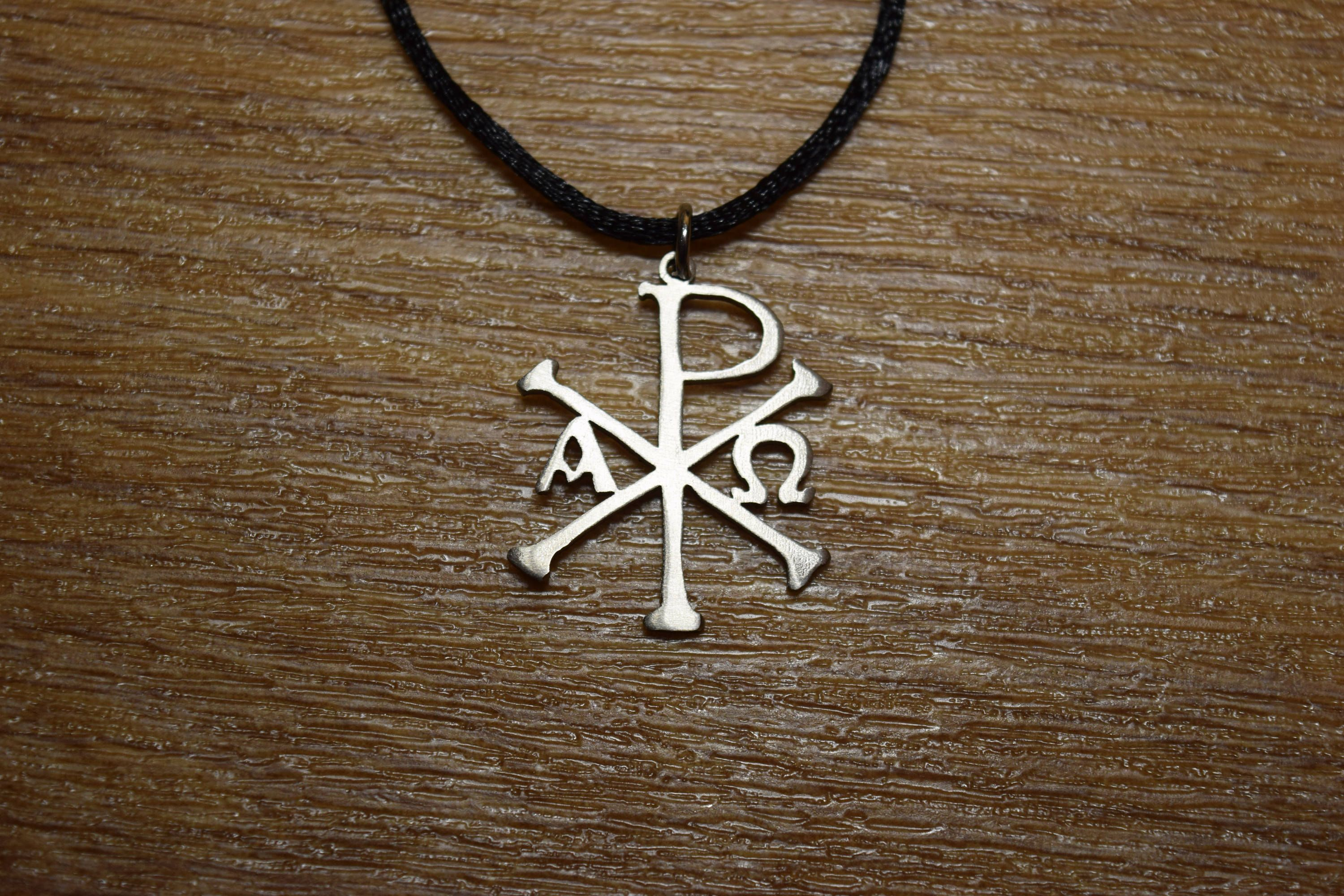Chi rho and constantine cross alpha and omega christian jewelry chi rho and constantine cross alpha and omega christian jewelry christmas gift pendant necklace pendant buycottarizona Images