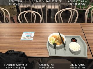 Please clear your tray signage needed on food court tables or trays to max your salary increment and bonus   .THE-FOOD-PLACE Food-And-Drinks Food-Court Singapore Trays